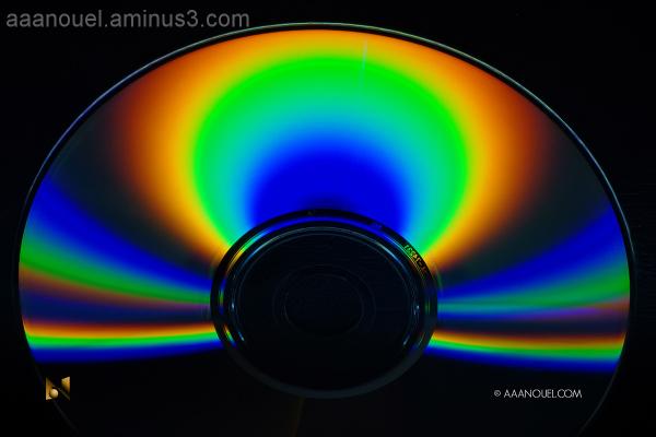 Digital Rainbow II