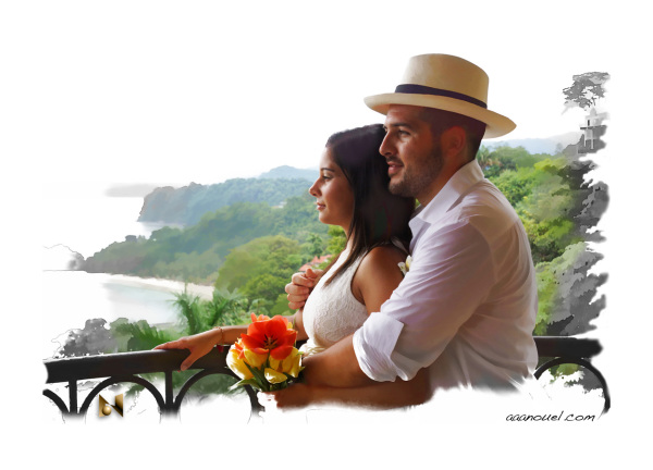 Nouel/Figueiral Wedding  aaanouel Punta Leona