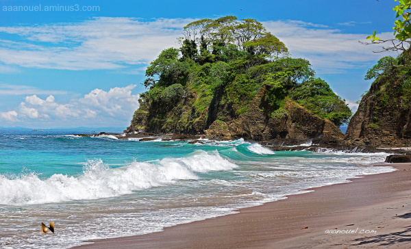 Playa Blanca Punta Leona C.R. aaanouel beach sea