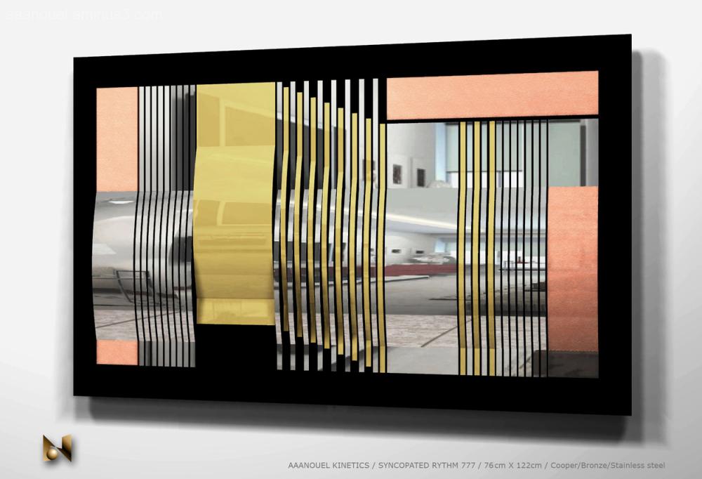 aaanouel Kinetic artworks aaanouel