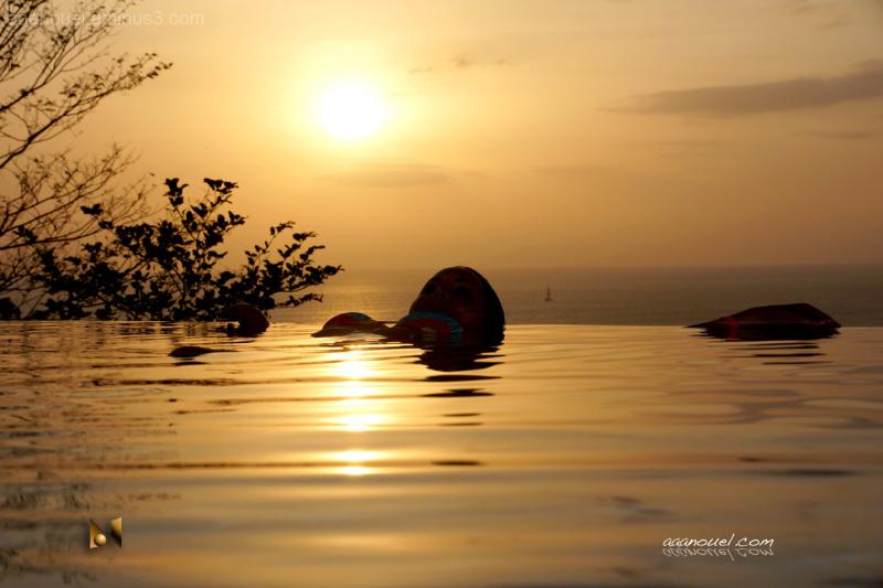 total relax Esplendor hotel infinite border pool a