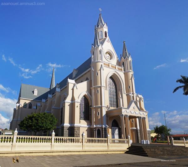 San Rafael de Heredia Church aaanouel Costa Rica