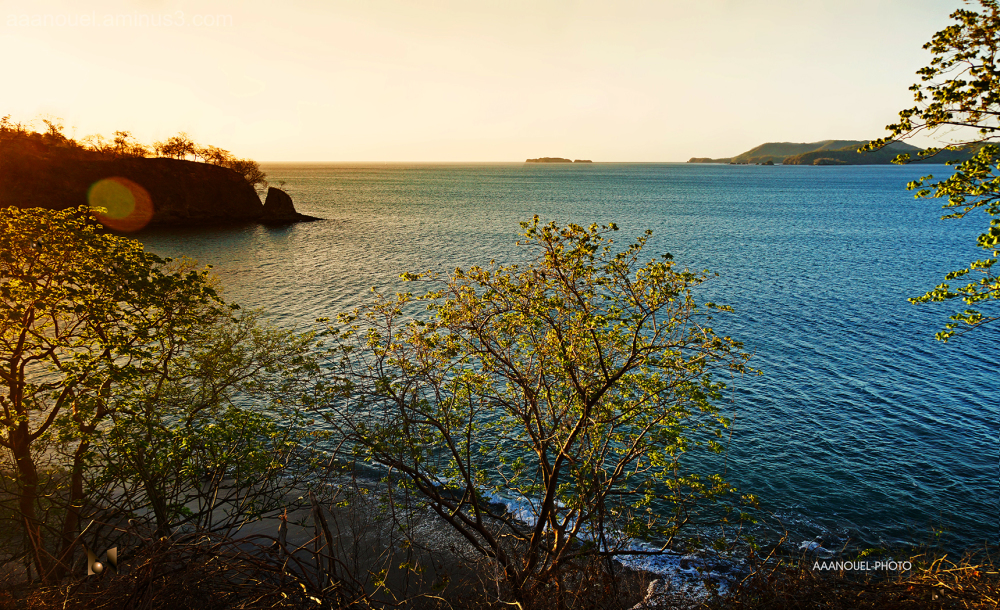 Flamingo Bay Costa Rica Viewpoint aaanouel