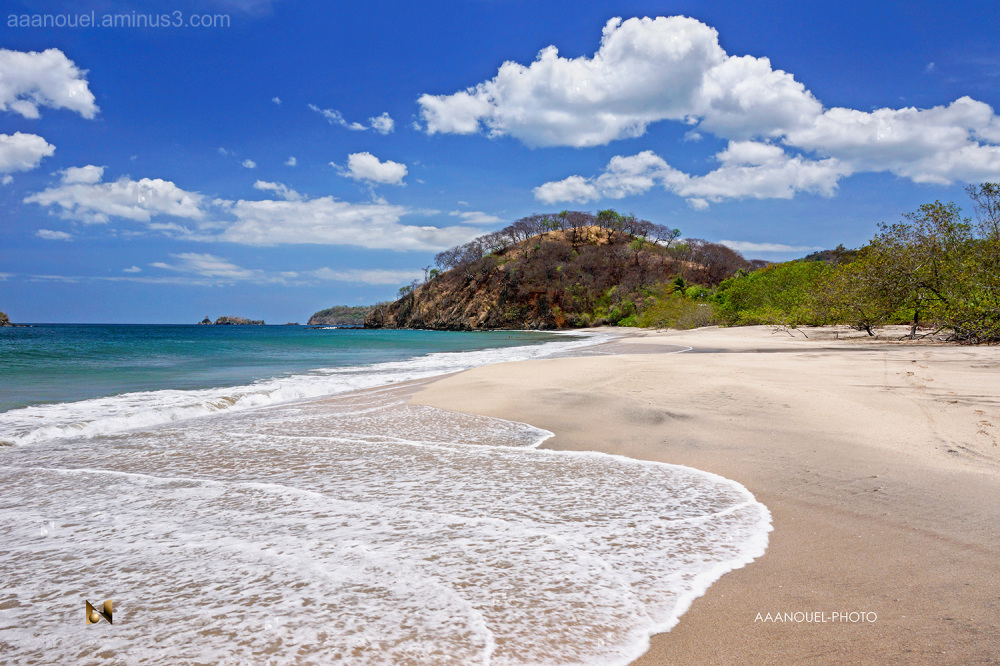 Flamingo bay Little Beach Guanacaste Costa Rica