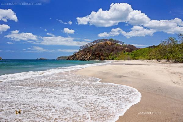 Flamingo bay Little Beach Guanacaste Costa Rica