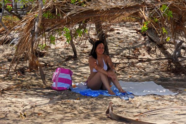 Flamingo bay Little Beach Costa Rica aaanouel