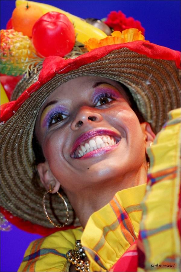 Le sourire de la Martinique