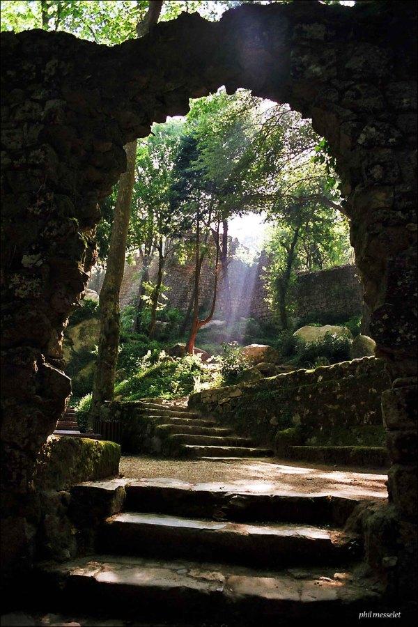 Portugal le chemin lumineux de Sintra
