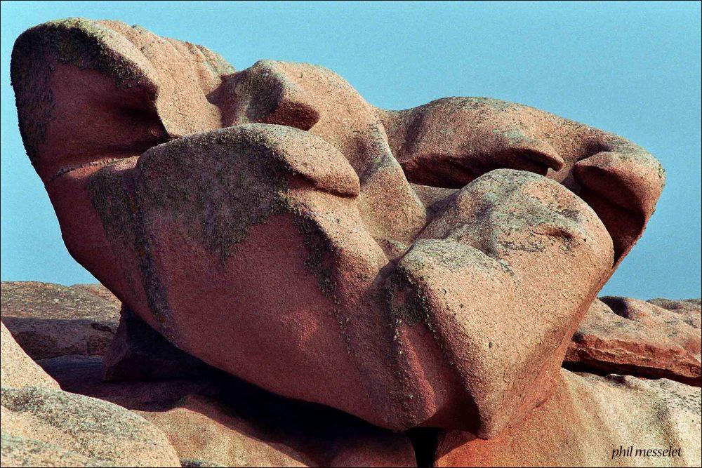 bretagne rocher
