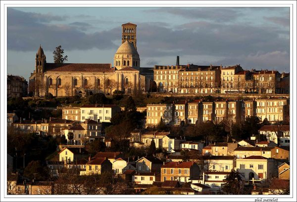 Angoulême  d'or et  d'histoire