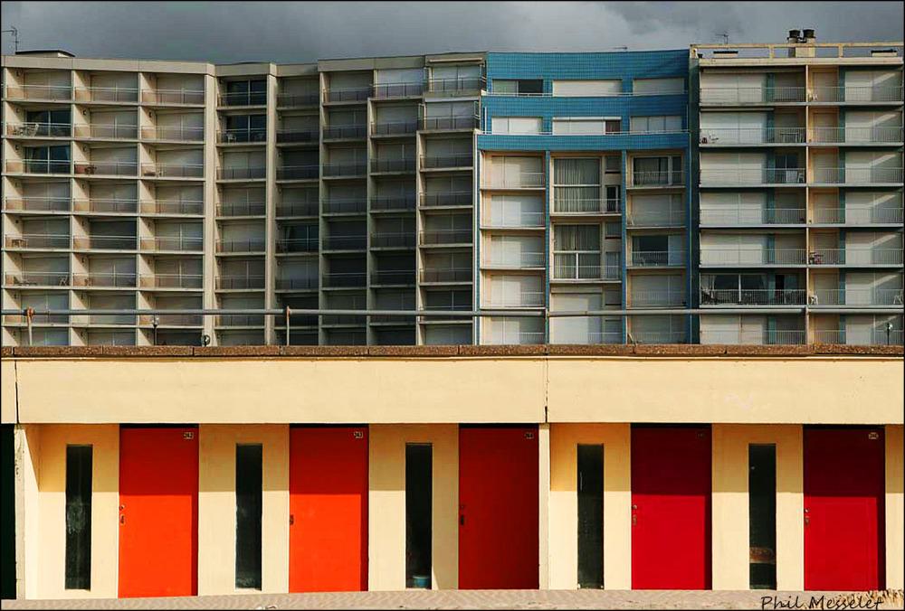 Cabines au balcon