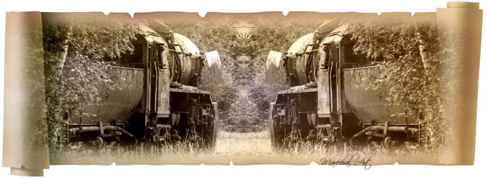 Steam Engine and photodesign