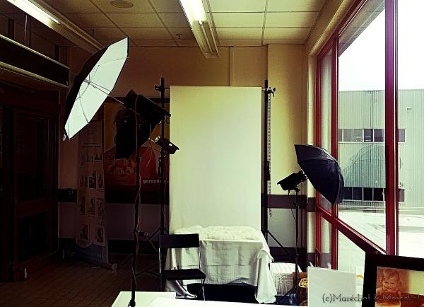 Photostudio for Babies