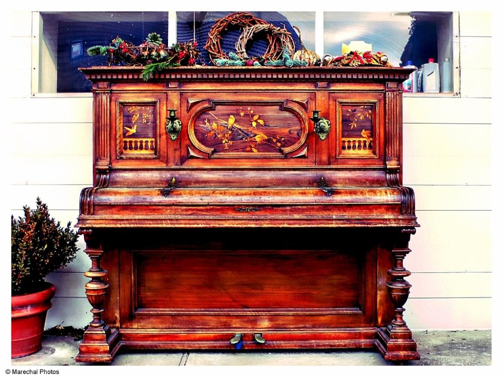 Outdoor Piano