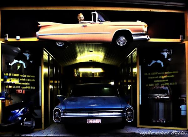 Cadillac Garage