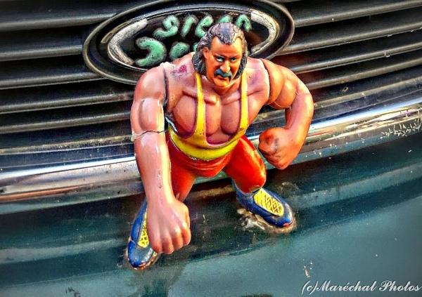 Radiator Mascot