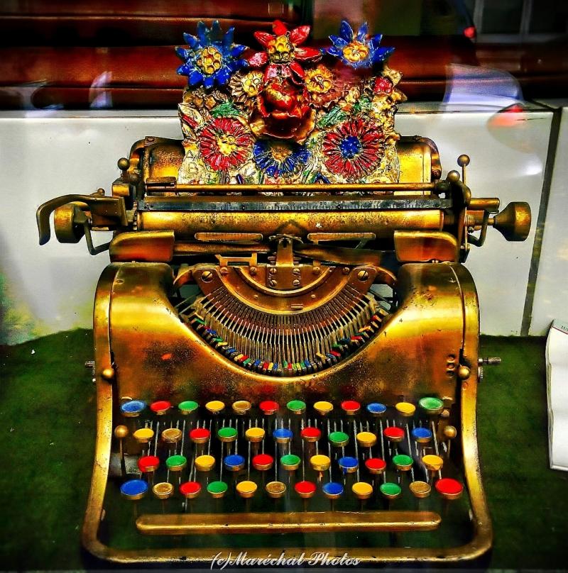 African Typewriter