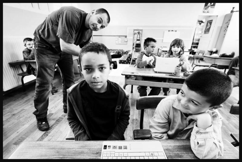 A l'école du numérique