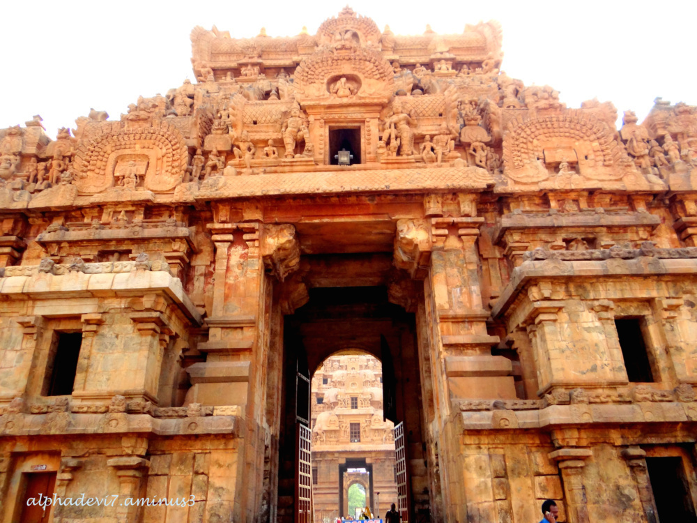 The Big Temple Tanjore