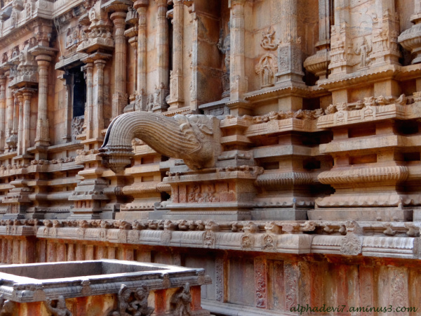 The Big Temple  Tanjore  - 5