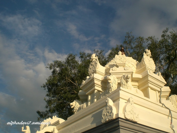 The Tower or Vimana