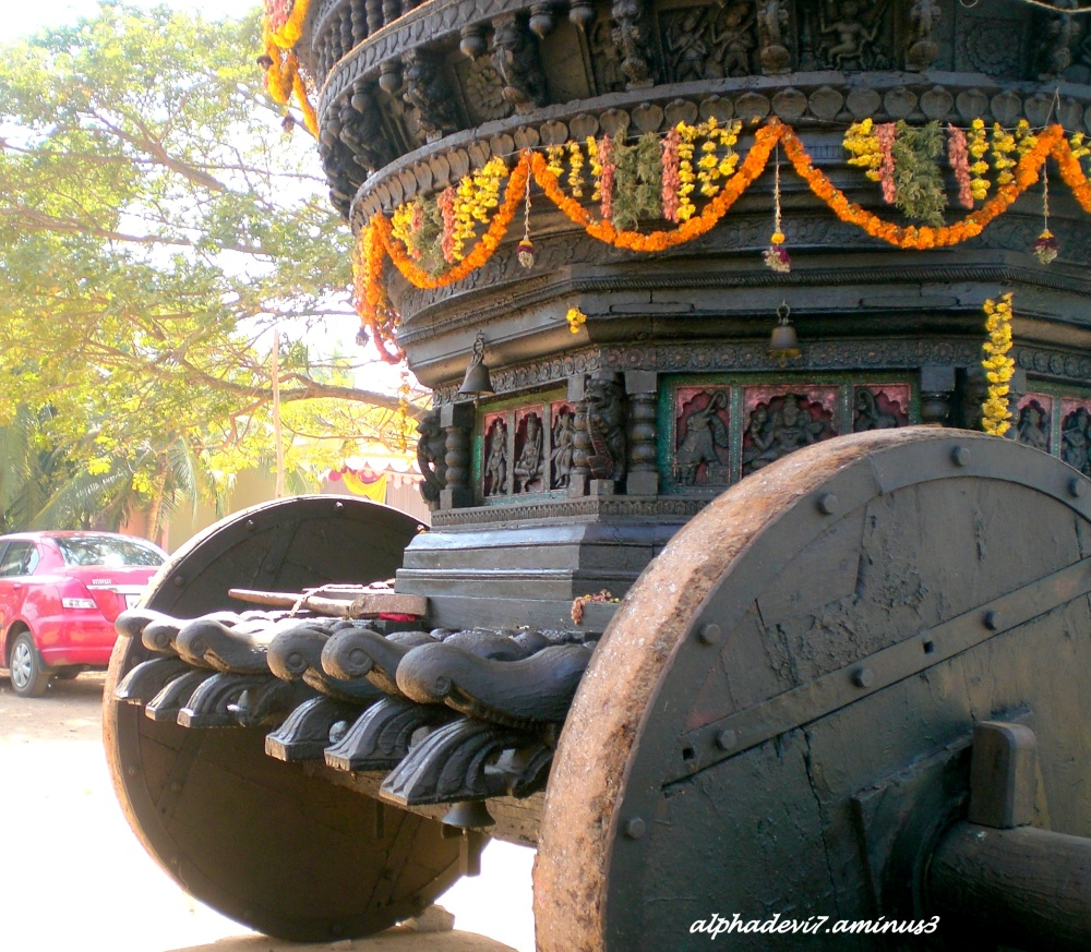 Temple Chariot 5