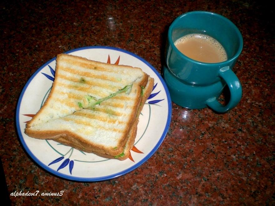 Tea time !!!!