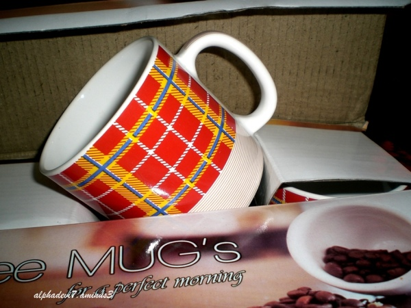 A new mug.....