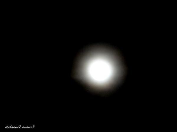 Super moon!!