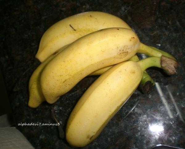 Bananas..................................