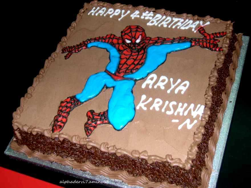 The Spider Man..