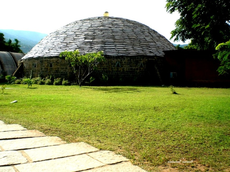 The Domed Building..............