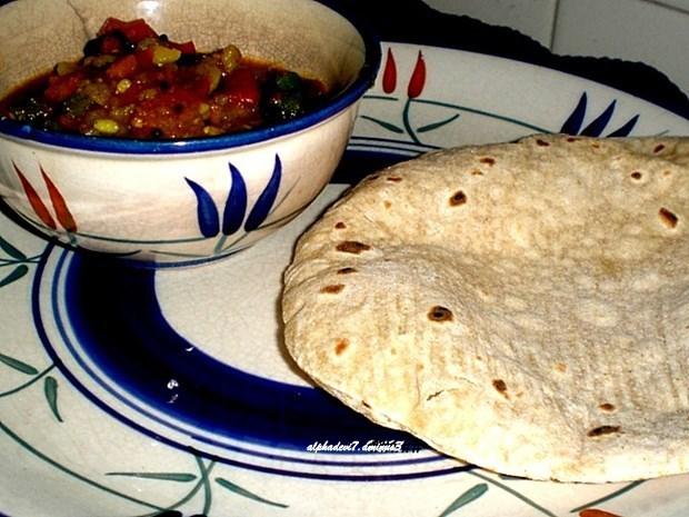 Delicious Indian Bread