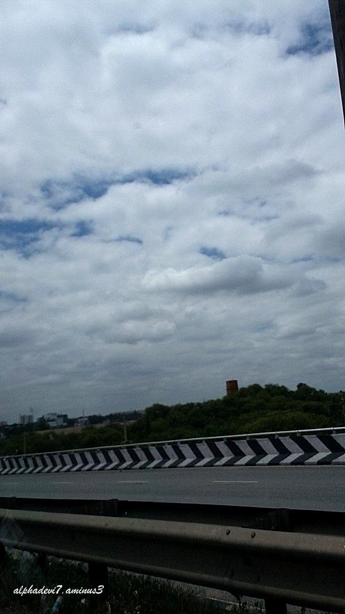The Sky....
