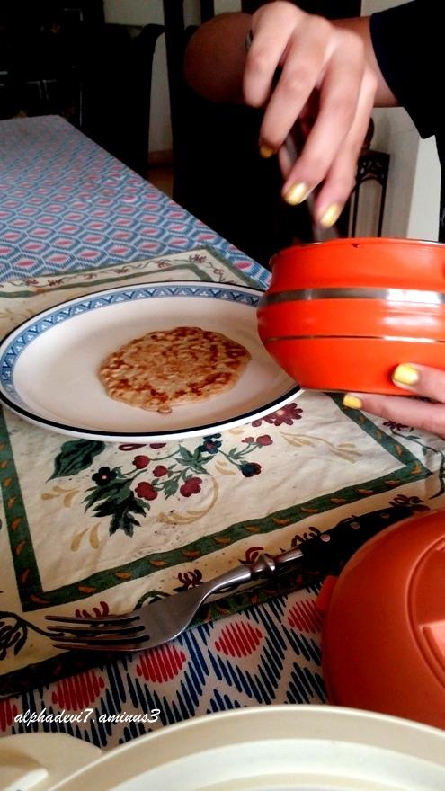 Pancake it is :)