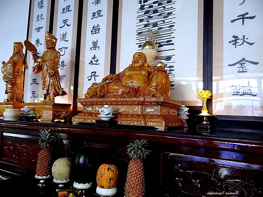 Huan de Temple...The Tao Temple     1