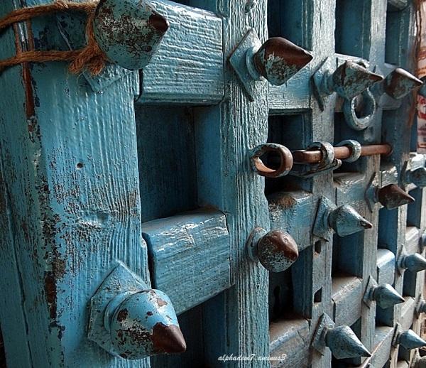 Temple Doors 5