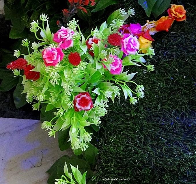 A Bouquet..