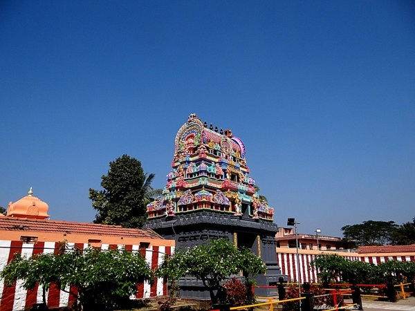 A Temple at a place called Thennangur...