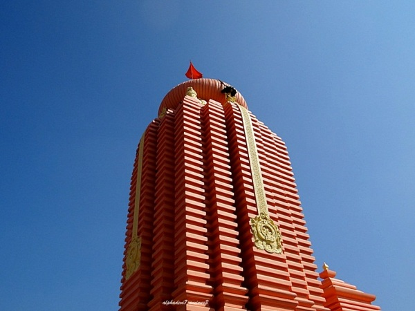 The Temple or Vimaana as we call it