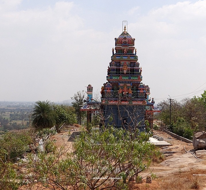 A Temple View..