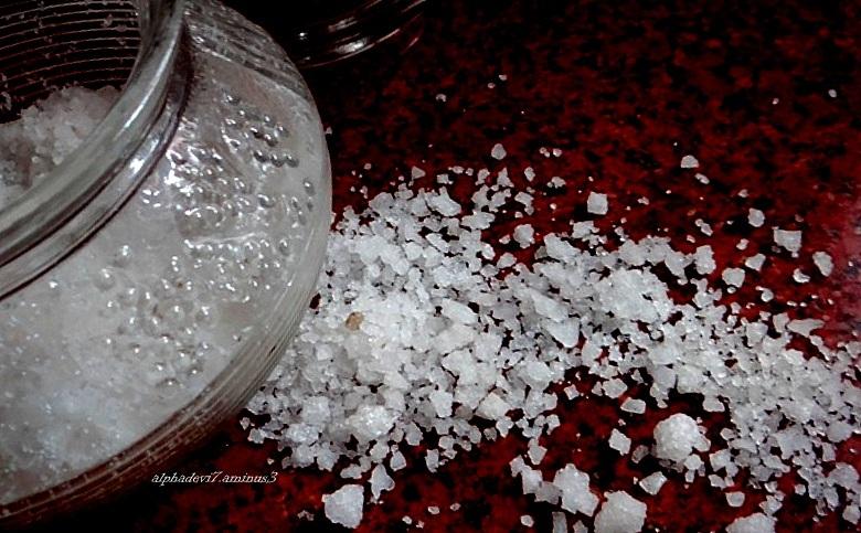 Crystal cooking :))))