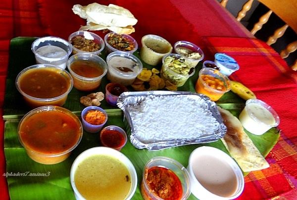 ONam Feast    1
