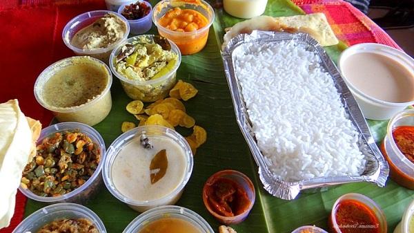 ONam  Feast  2