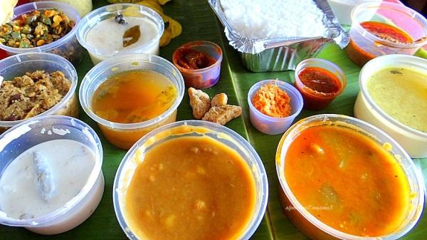 Onam feast  3