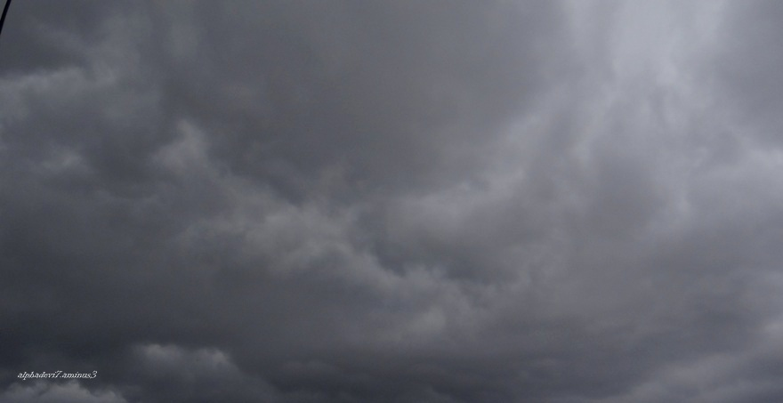 Rain clouds   1