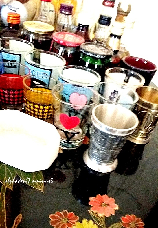 Shot glass collection again  3
