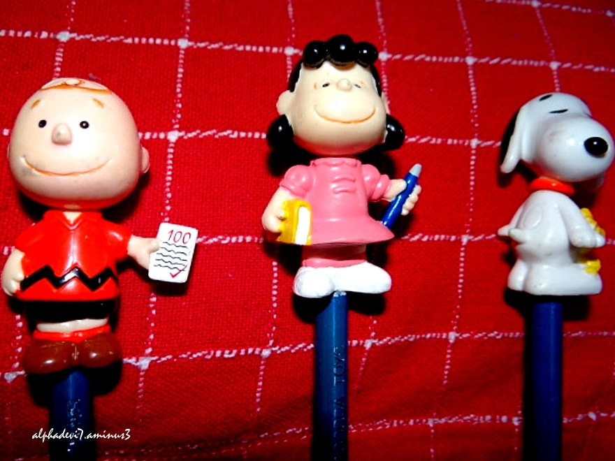 Peanuts - Three of them:)