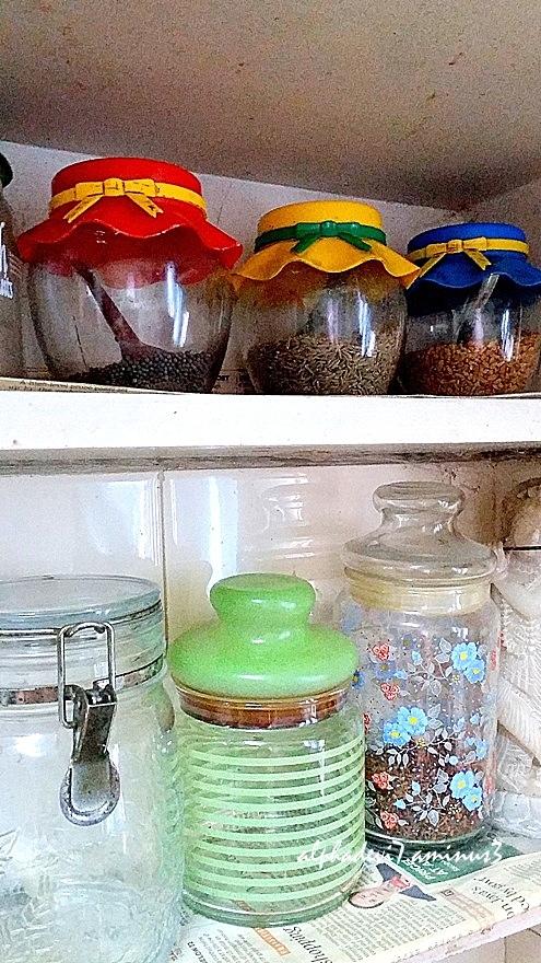 My Kitchen Shelf :)))