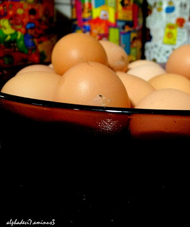 Eggs in a bowl :))